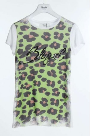 BLUGIRL T-shirt maculata