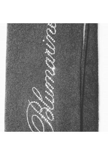 BLUMARINE   Sciarpa  lana doppia bicolore