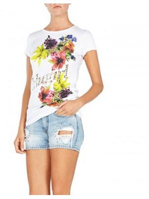 BLUGIRL   T- shirt  floreale