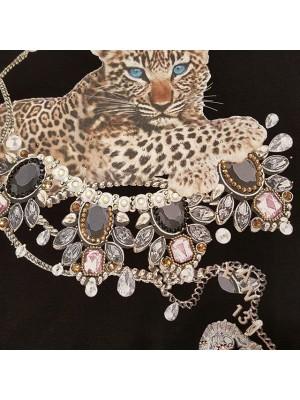 EAN 13  Maglia Leopardo