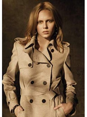 BLUMARINE    Cappotto trench