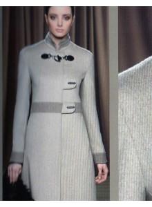 CINZIA ROCCA   Cappotto grigio