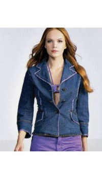 ANGELO MARANI  Giacca Jeans
