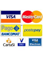 mastercard visa diners american express paypal